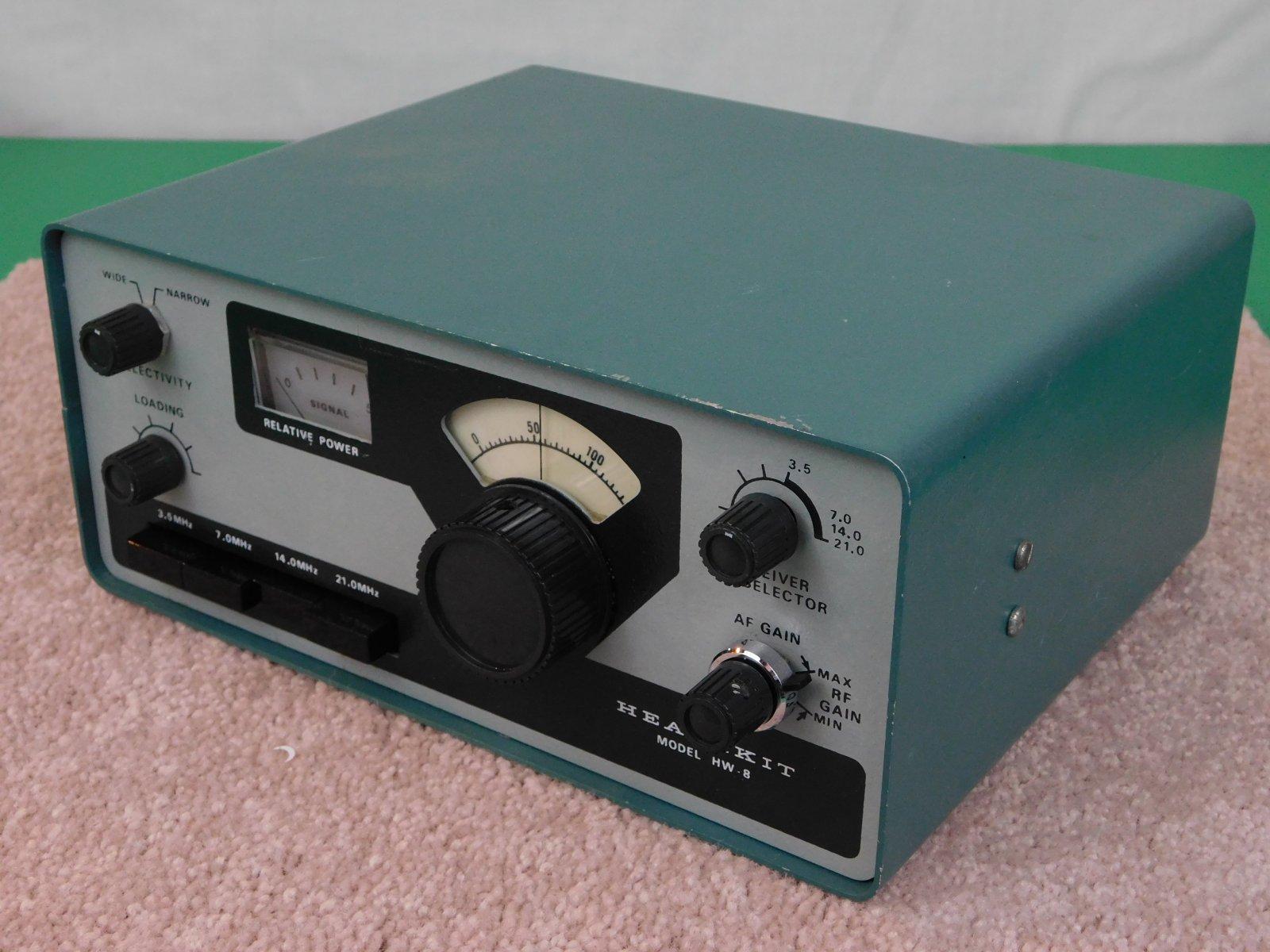 [Heathkit SB-104 Transceiver]